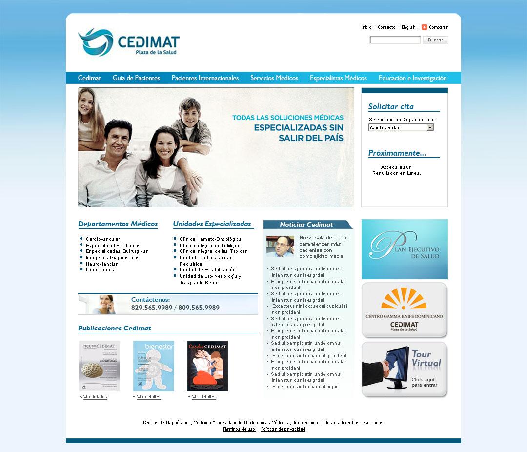 Website Cedimat