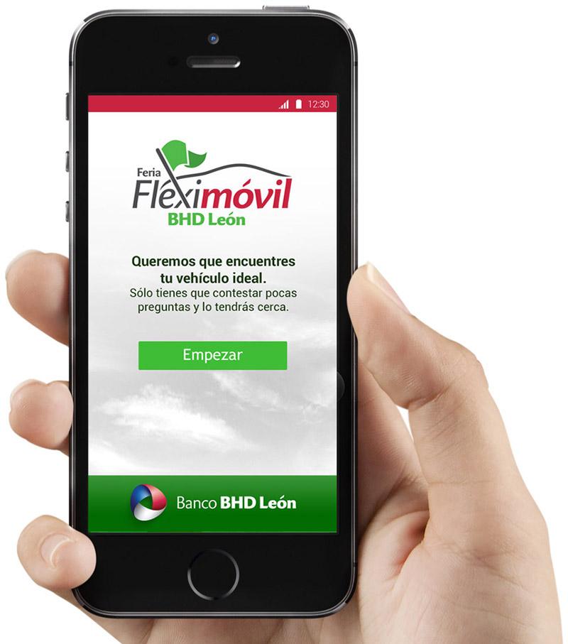 App de Fleximóvil BHD León