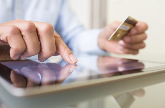 Comprador en una tienda online