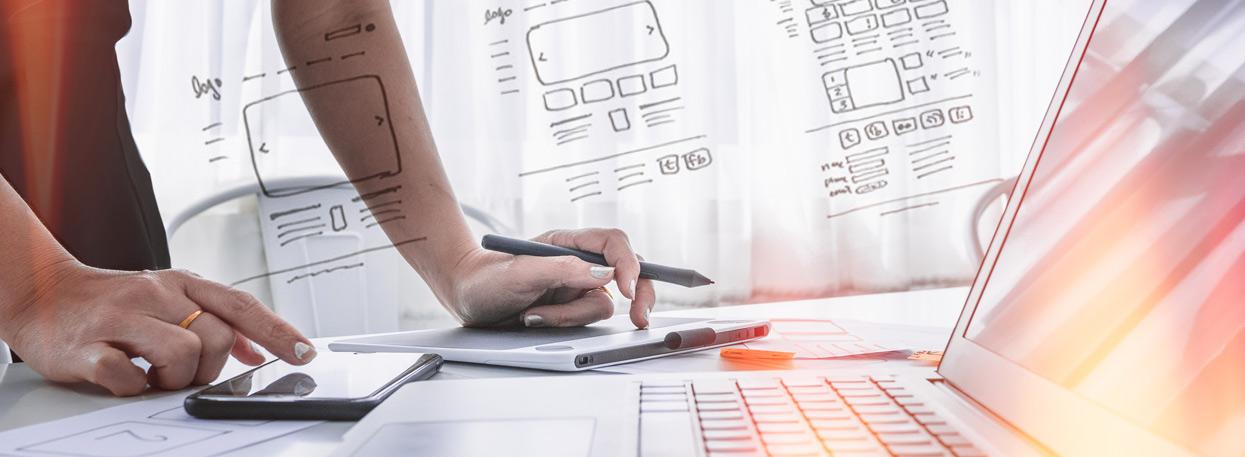 Diseñando un website