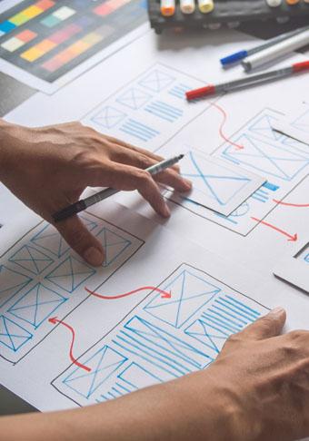 Diseño con mockups - User experience
