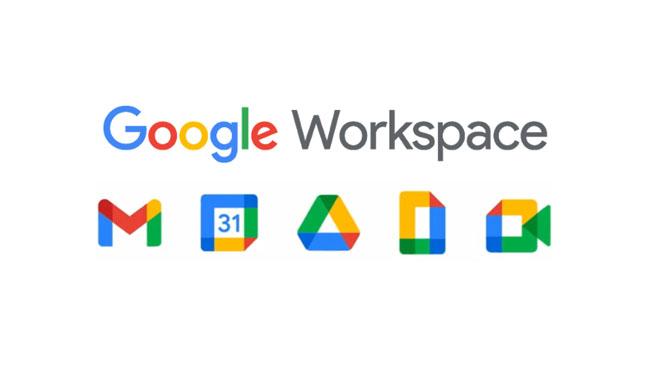 Google Workspace - Aplicaciones