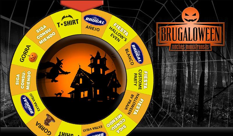 Juego diseñado por Grupo Interactivo para Brugal