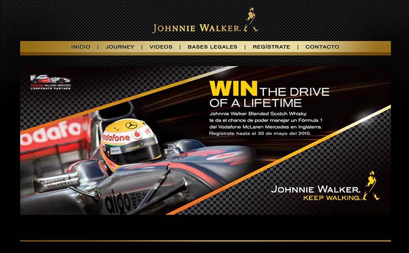 Website promocional