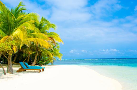 Playa de República Dominicana