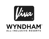Logo de Viva Wyndham Resorts