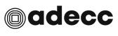 Logo de ADECC