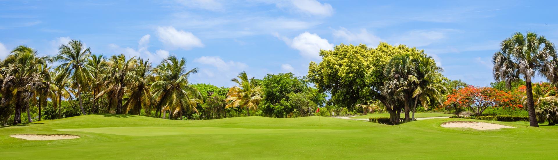 Cocotal Golf - Website por Grupo Interactivo